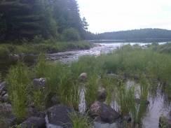 Cirrus to Q Portage Stream