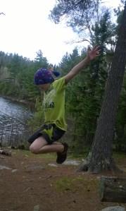 Ethan Jump Loon Lake 53114