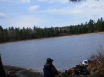Lunch Break on North Bay